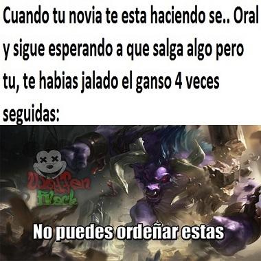 Meme de league of legends