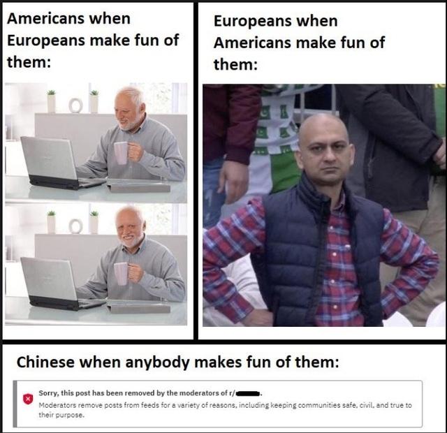 Redditors be like - meme