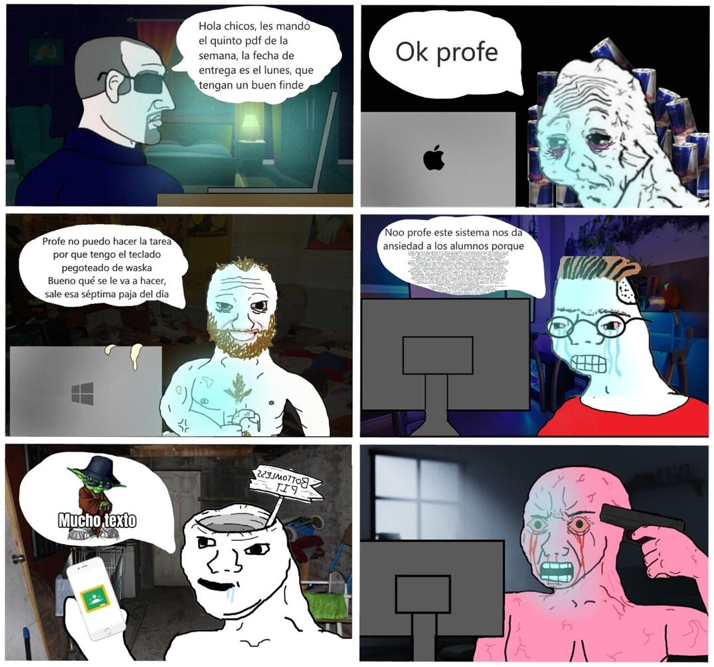 Meme después de 17 años