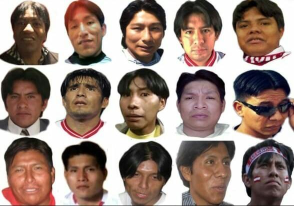 Del 1 al 15, con que peruano te identificas? - meme