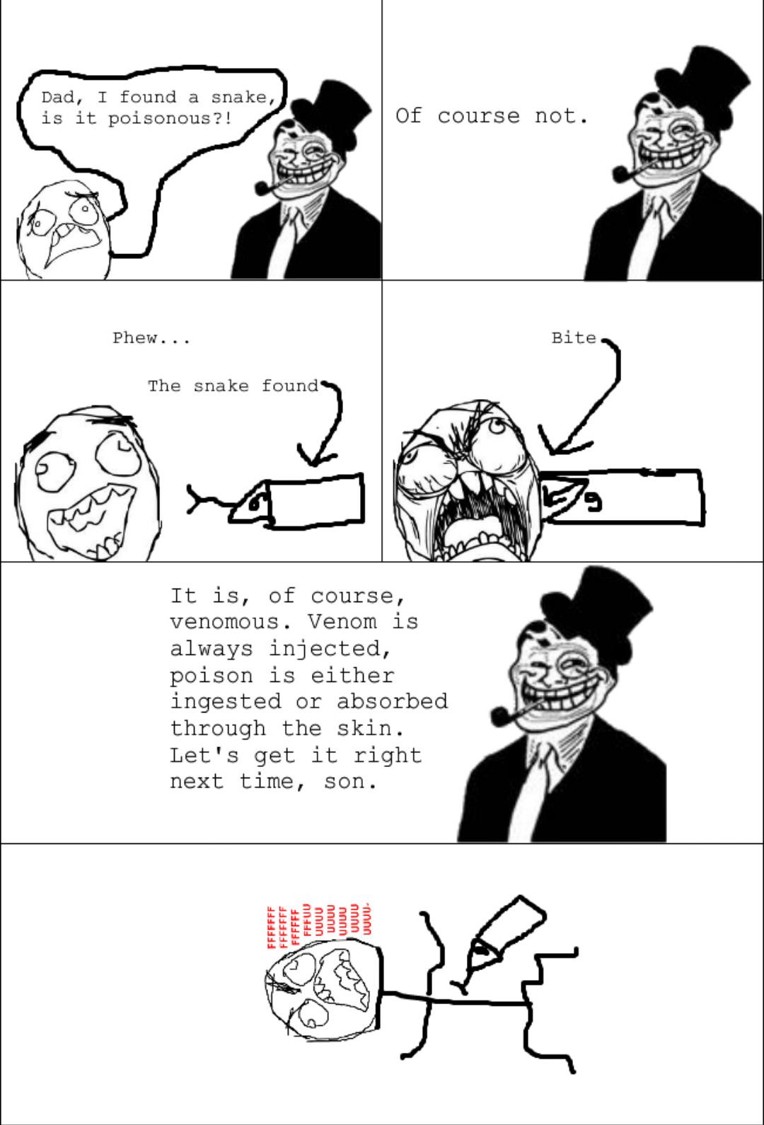 Troll Dad 2 - meme