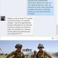 Soldado desacreditado