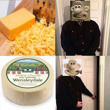 Wensleydale - meme