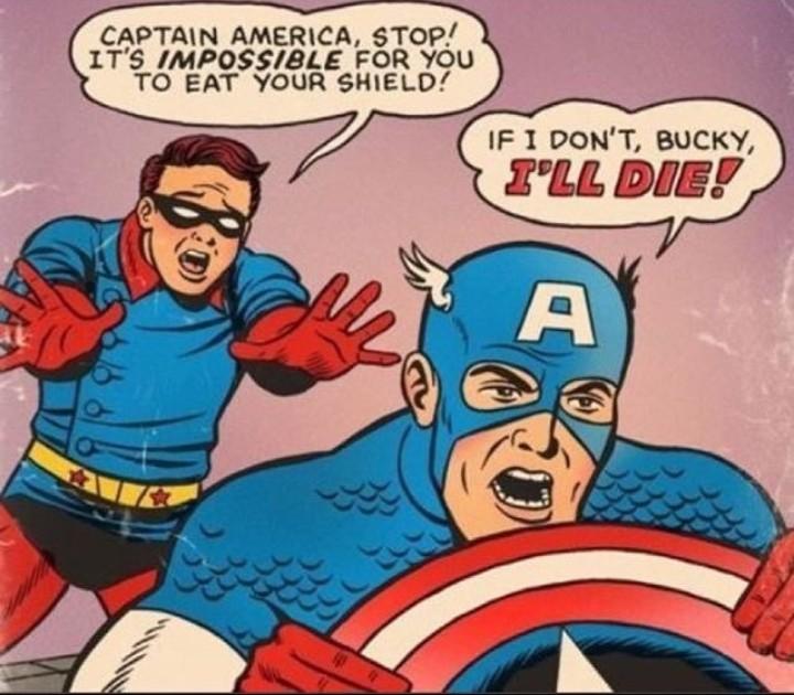 Capitão Autista - meme