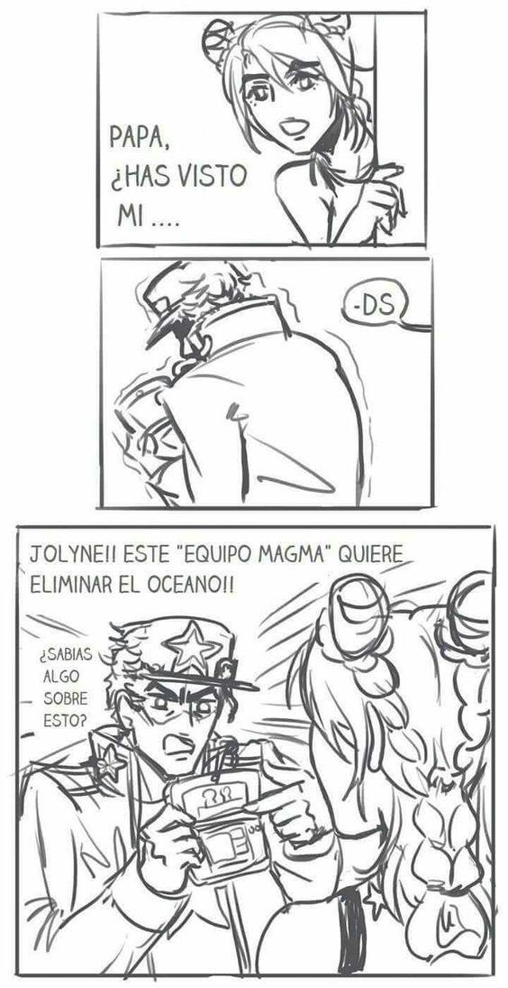 este Jotaro y sus delfines - meme