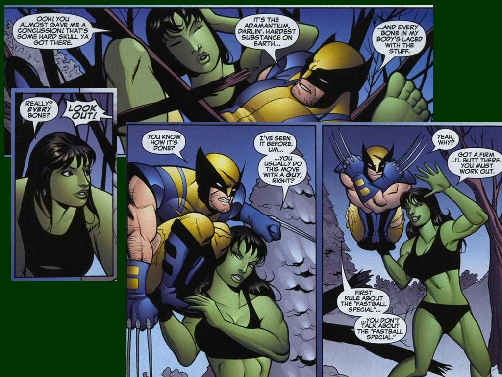 i think it's good to have she hulk, she is a nice hero. - meme