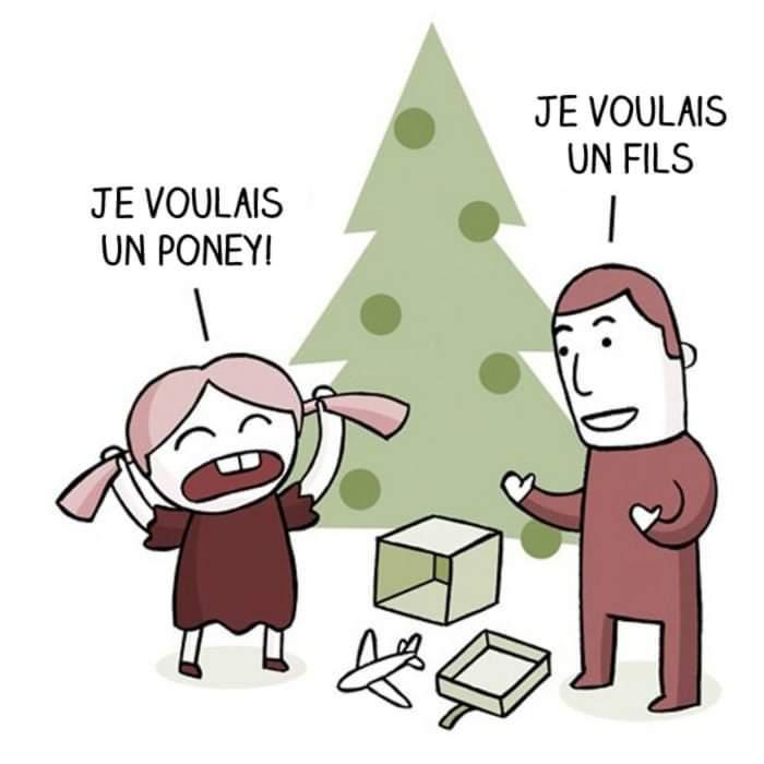 Joyeux Noël en avance - meme