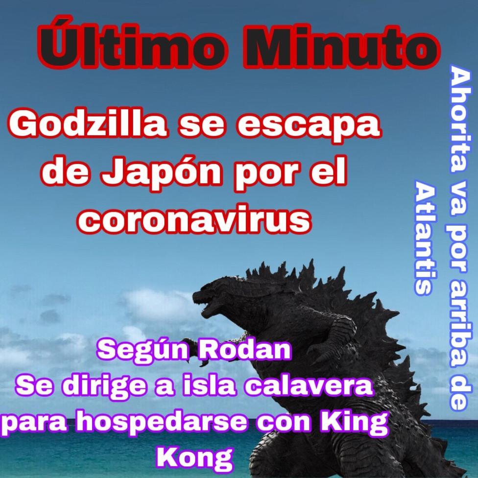 Top Memes De Godzilla En Espanol Memedroid