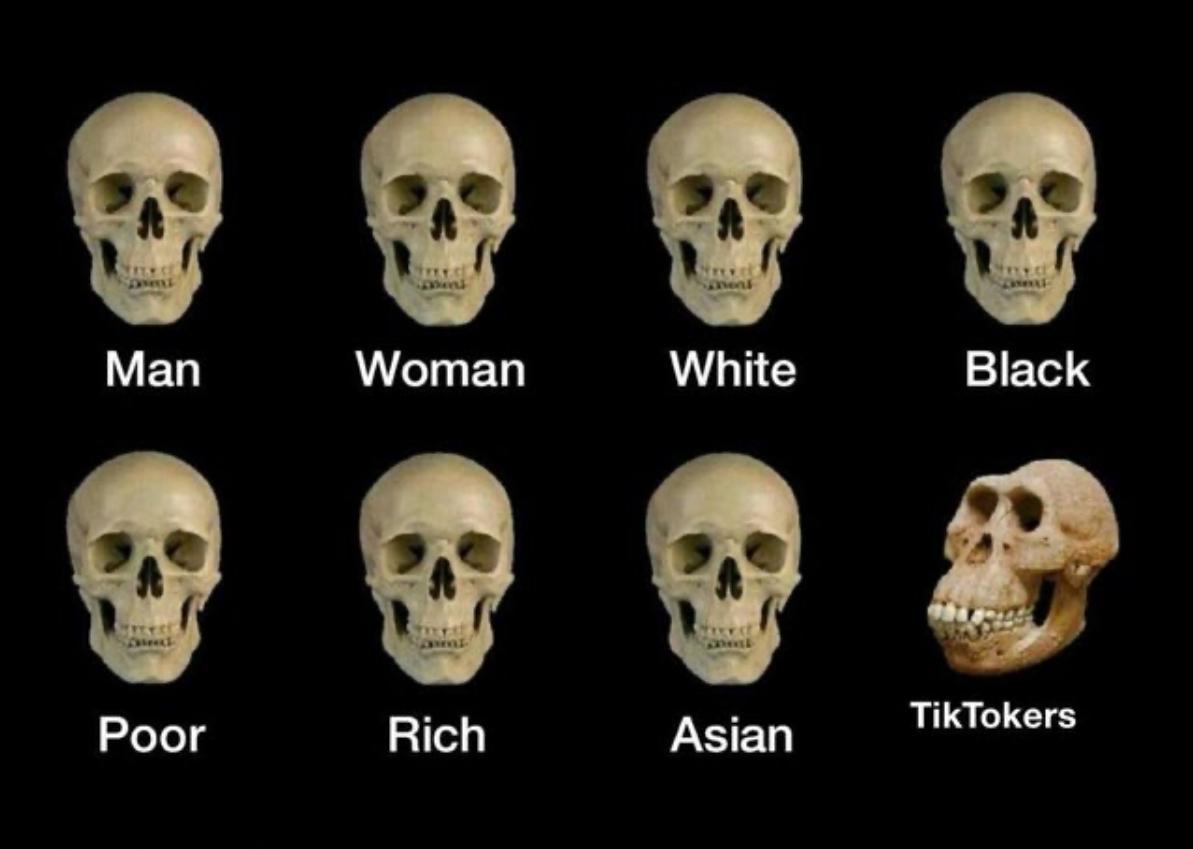 En plus ils ont des cancers partout - meme