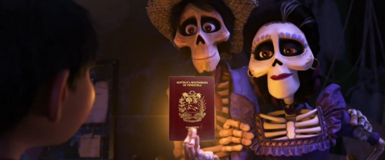 ¿Miguel logrará salir de Latinoamérica? Descubralo en el siguiente capítulo - meme