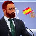 Abascal aún más español, un político de España, para los latinos