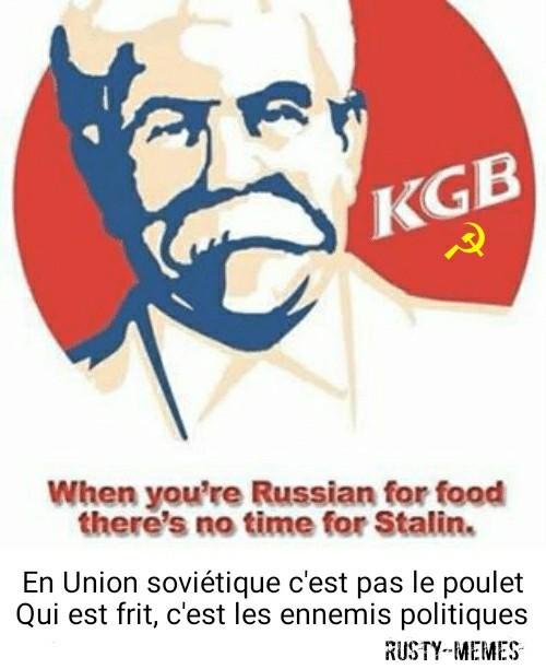 Staline le best - meme