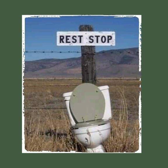 everyone needs a rest - meme