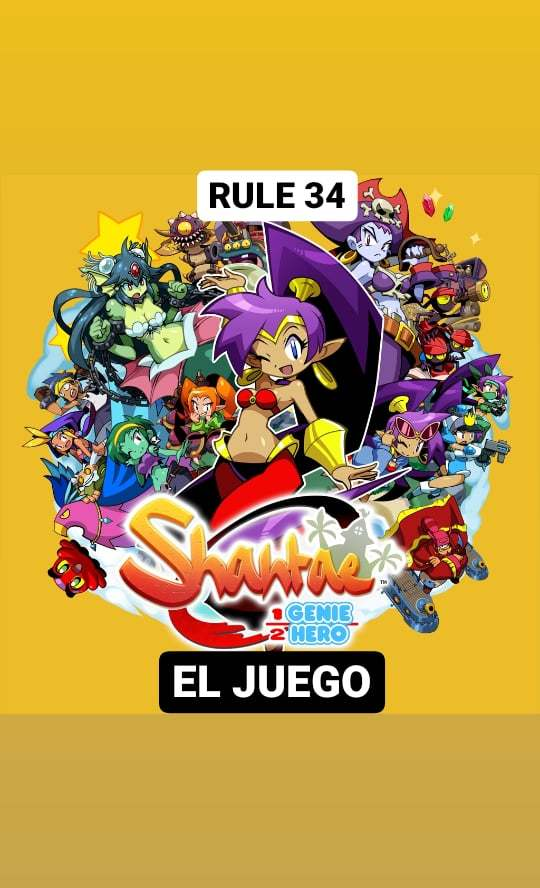 Shantae ta profanable - meme
