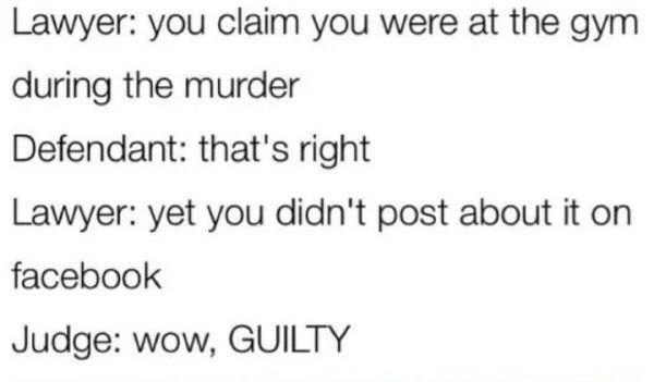 Today's court - meme