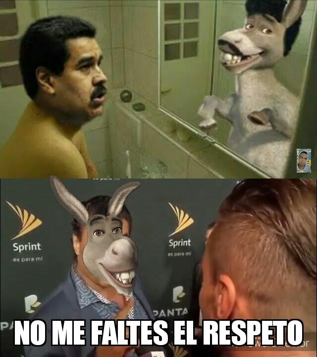 Fuerza Venezuela - meme