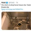 She must be so full of shit