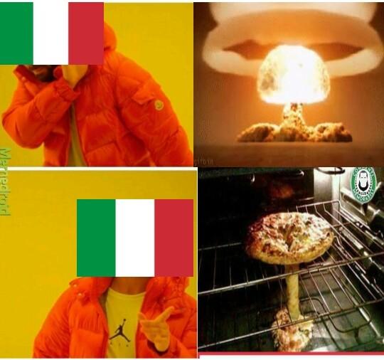 bombas italianas - meme