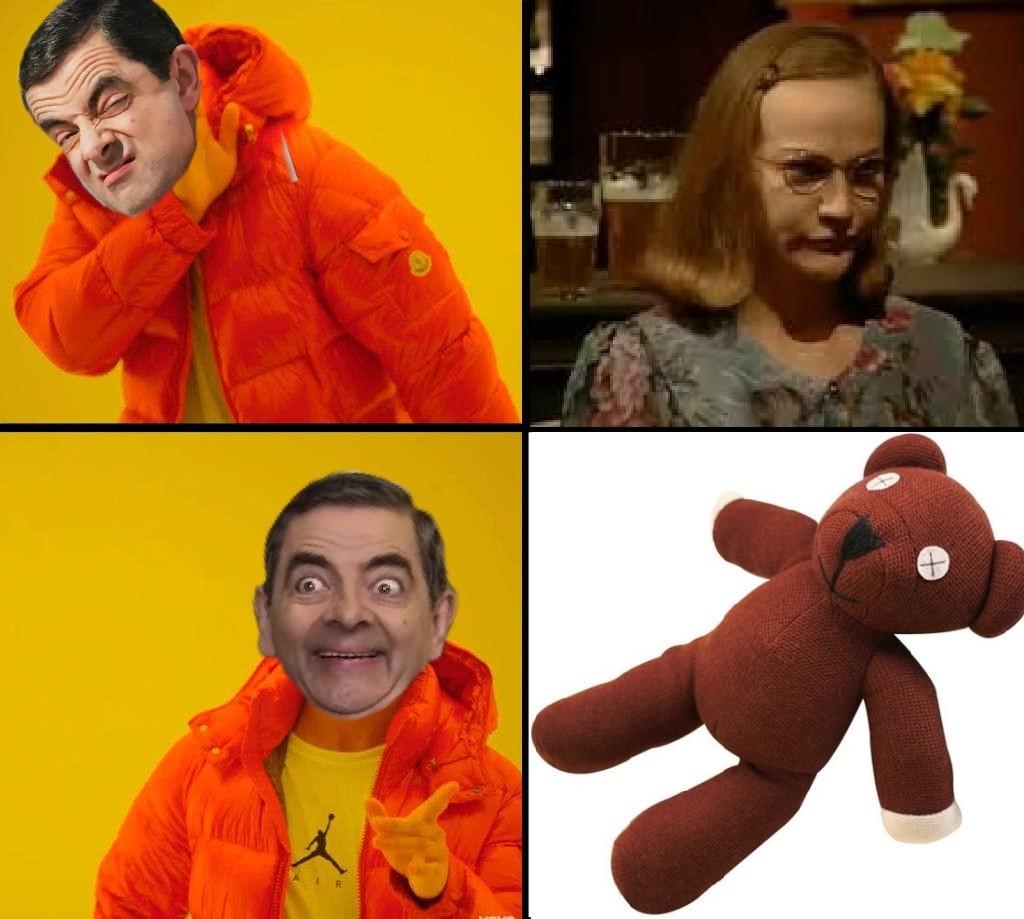 Bean! - meme