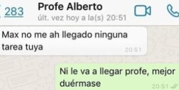 El presidente de Argentina es profesor? - meme