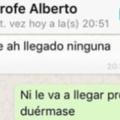 El presidente de Argentina es profesor?