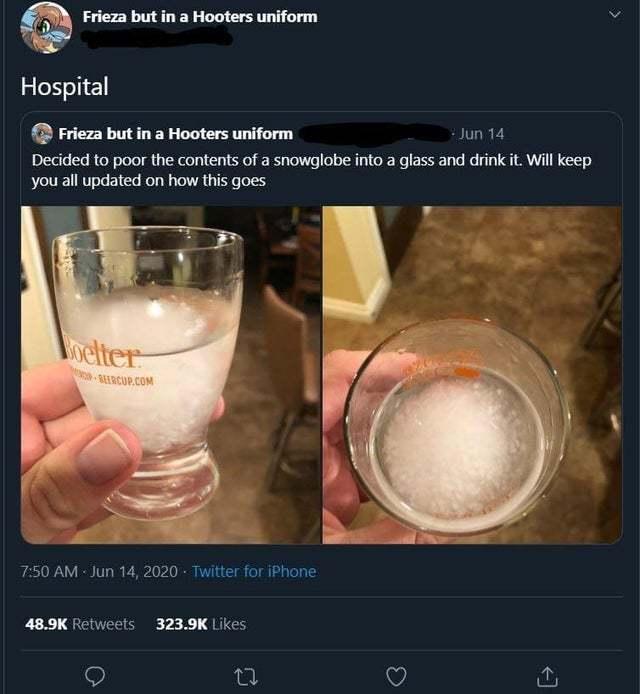 hospital - meme