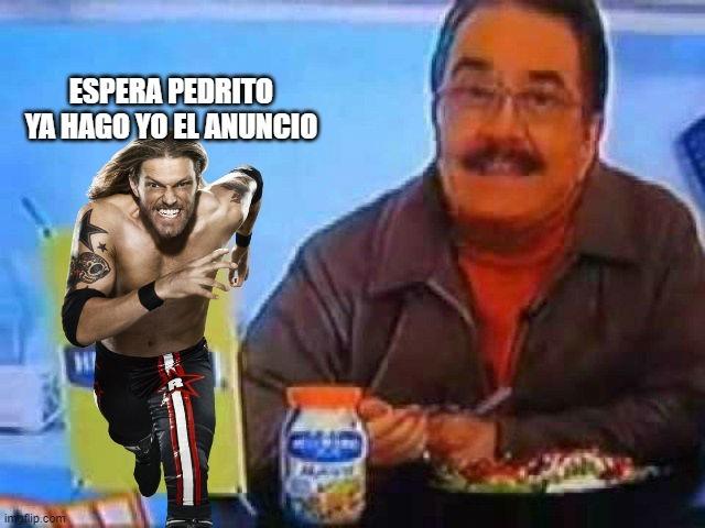 ya se que la mayonesa fue lo que lo hizo mas famoso - meme