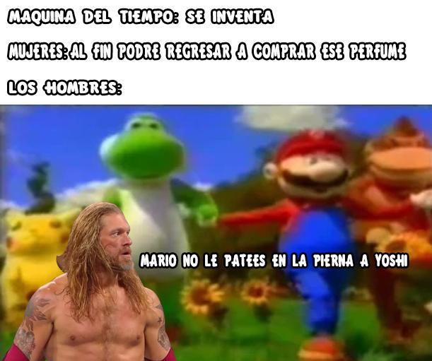 Es El Comercial Del Super Smash Bros 64 - meme