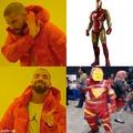 El iron man