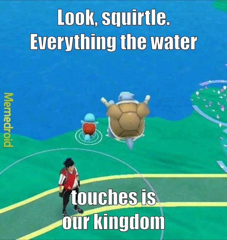Our kingdom - meme