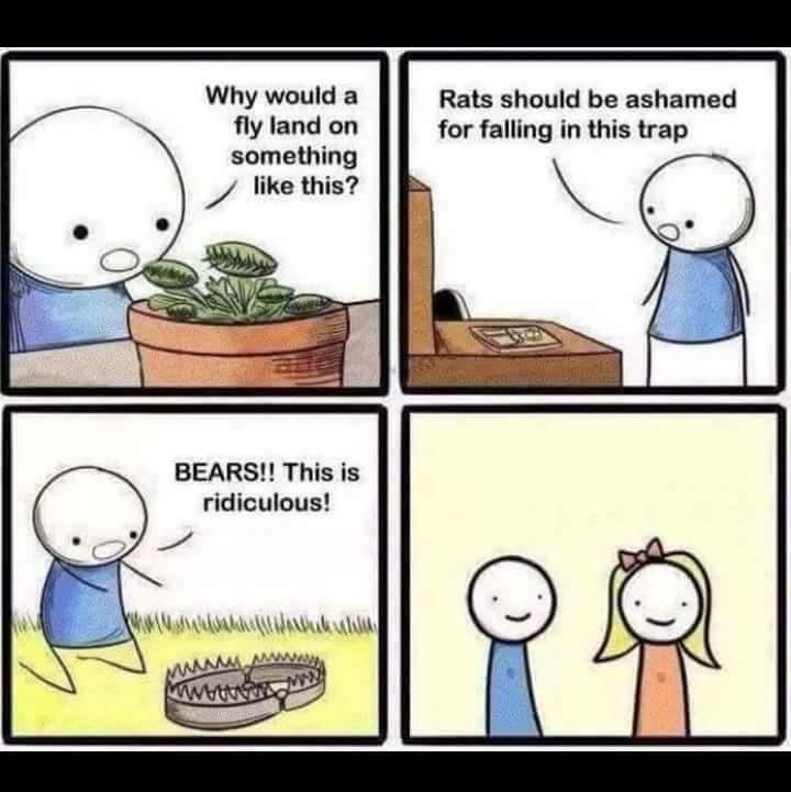 Traps - meme