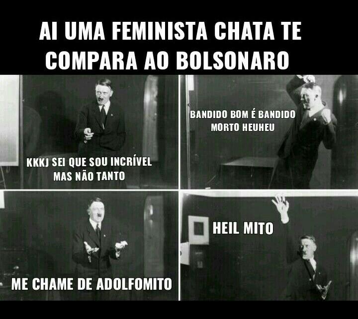 Haue Hitler - meme