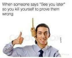 I'm dead lol - meme