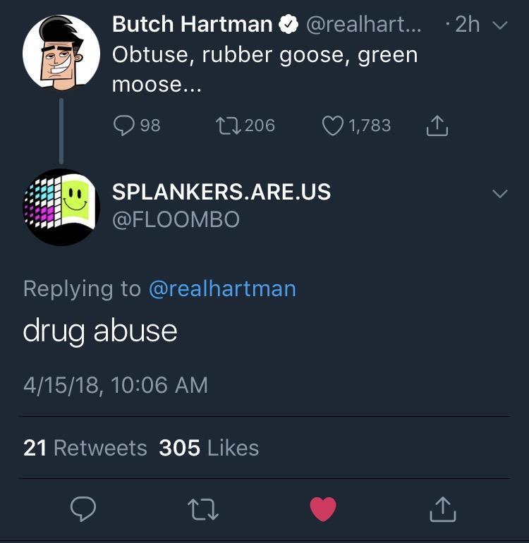 Butch Hartman - meme