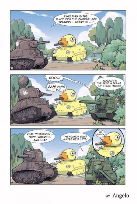 this is an actual tank - meme