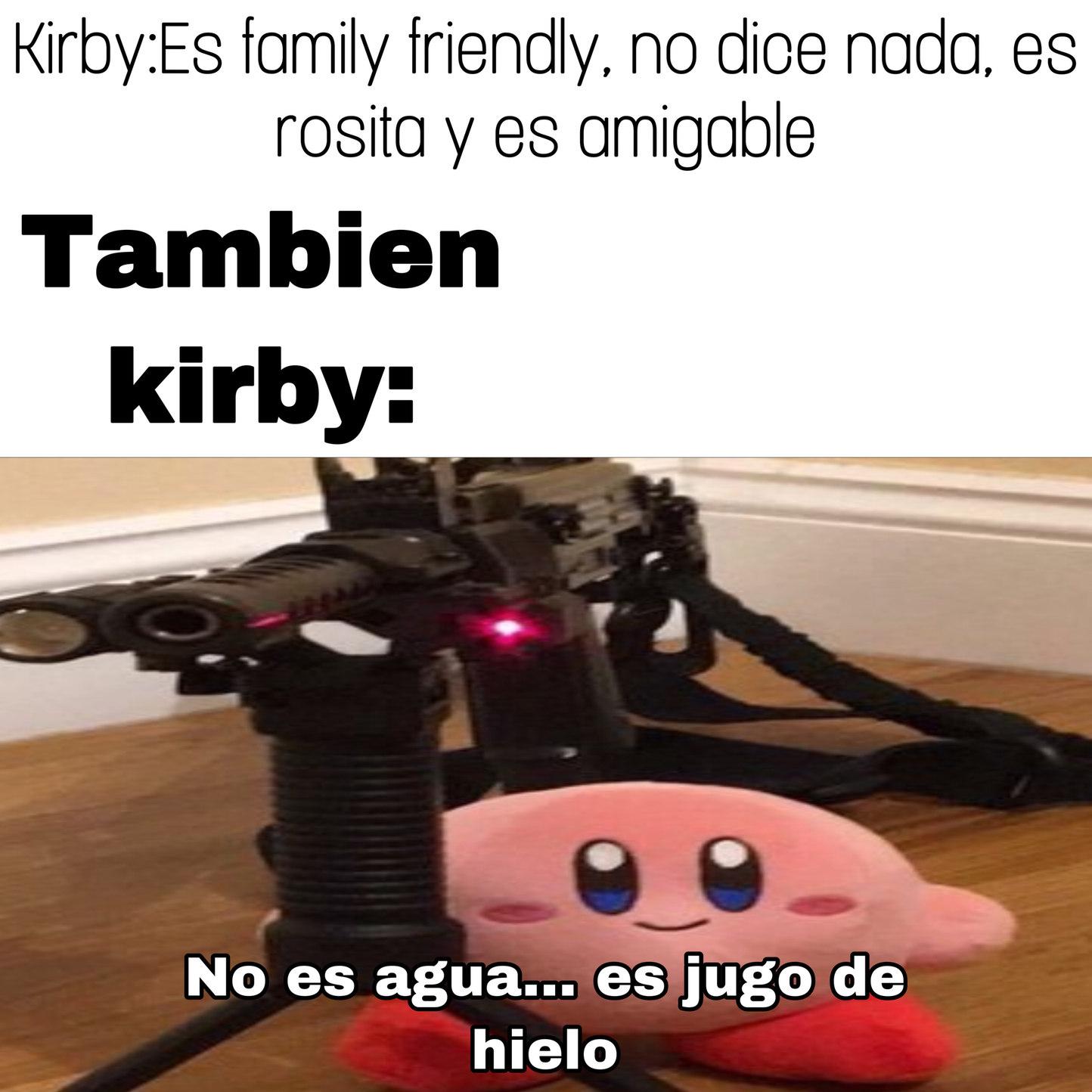 Ste kirby xD - meme