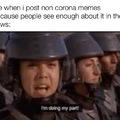 corona memes bad