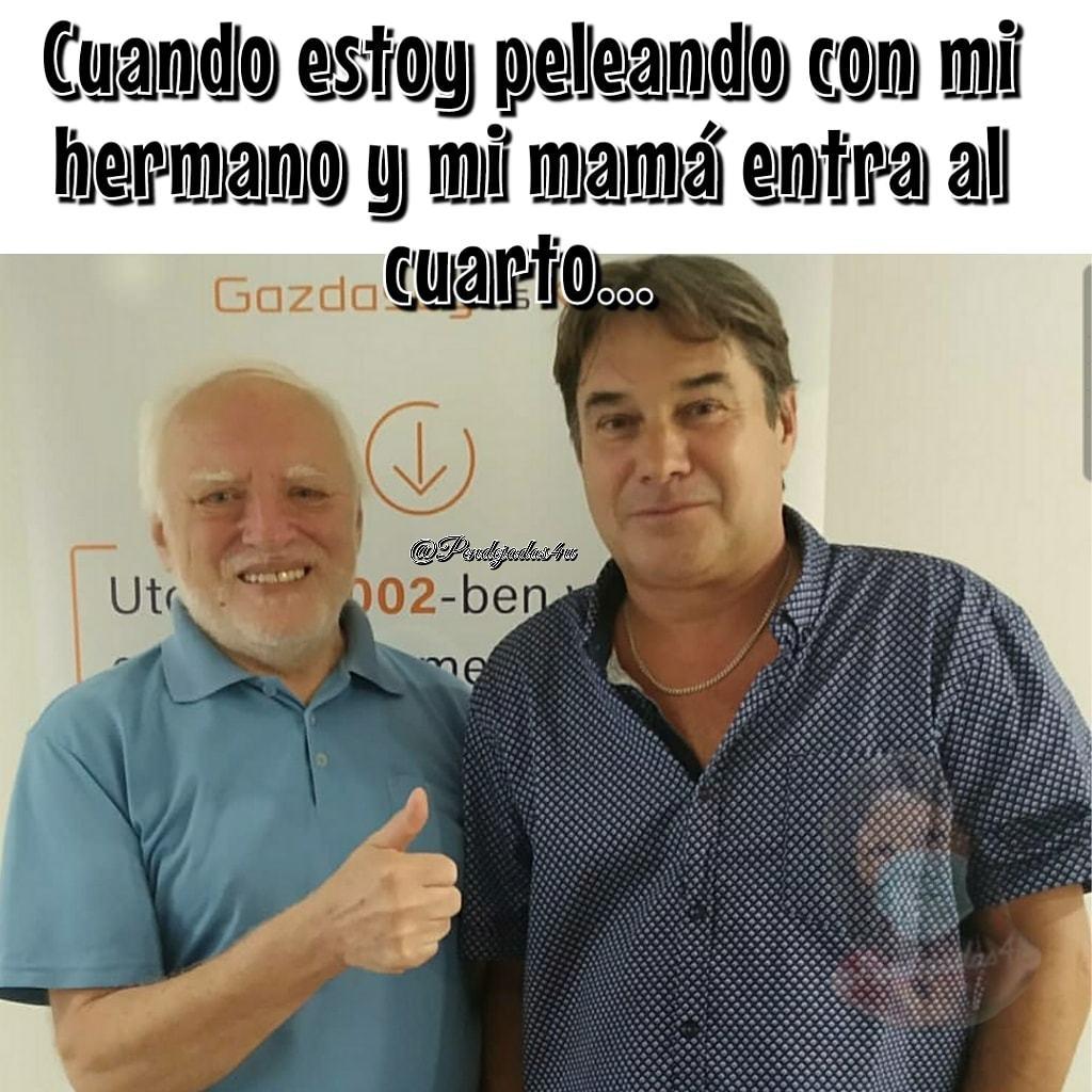 #todobien #nopasanada  - meme