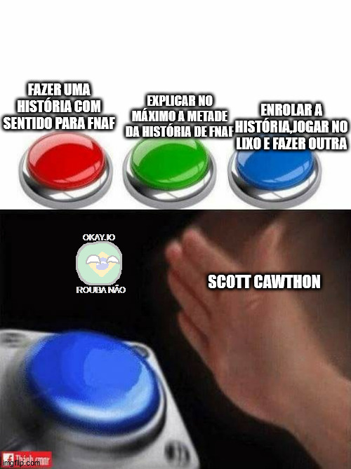 Five Nights at Frederico's - meme