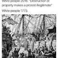#ColonialLivesMatter