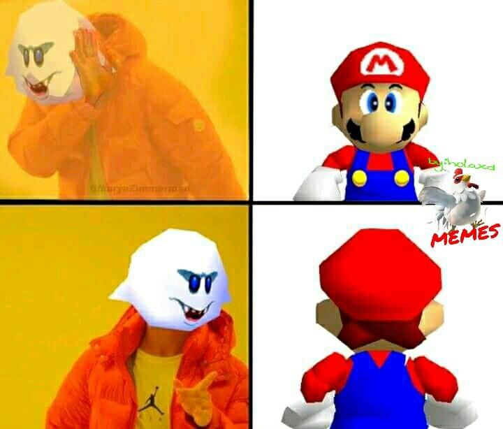 Pinches fantasmitas - meme
