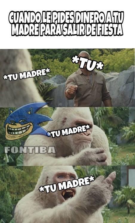 Fiestas - meme