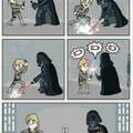 Le côté inconnu de star wars