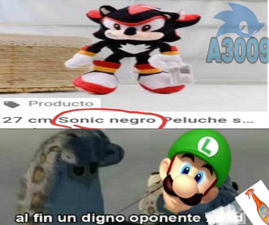 Mario verde - meme
