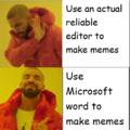 microsoft word is best editior