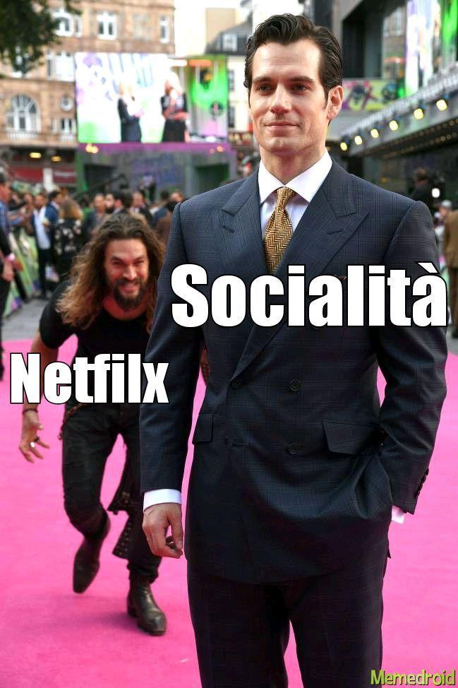 PURA VERITÀ  - meme