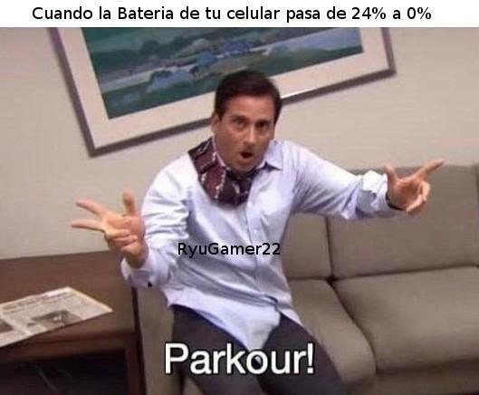 parkur! - meme