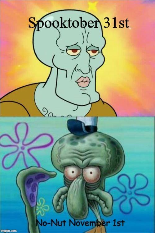 The True Horror Grows Near - meme