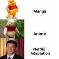 Xin Jin Ping = winnie l'ourson / the poo