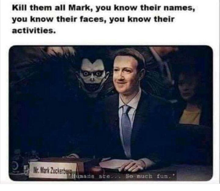 Scary Mark... - meme